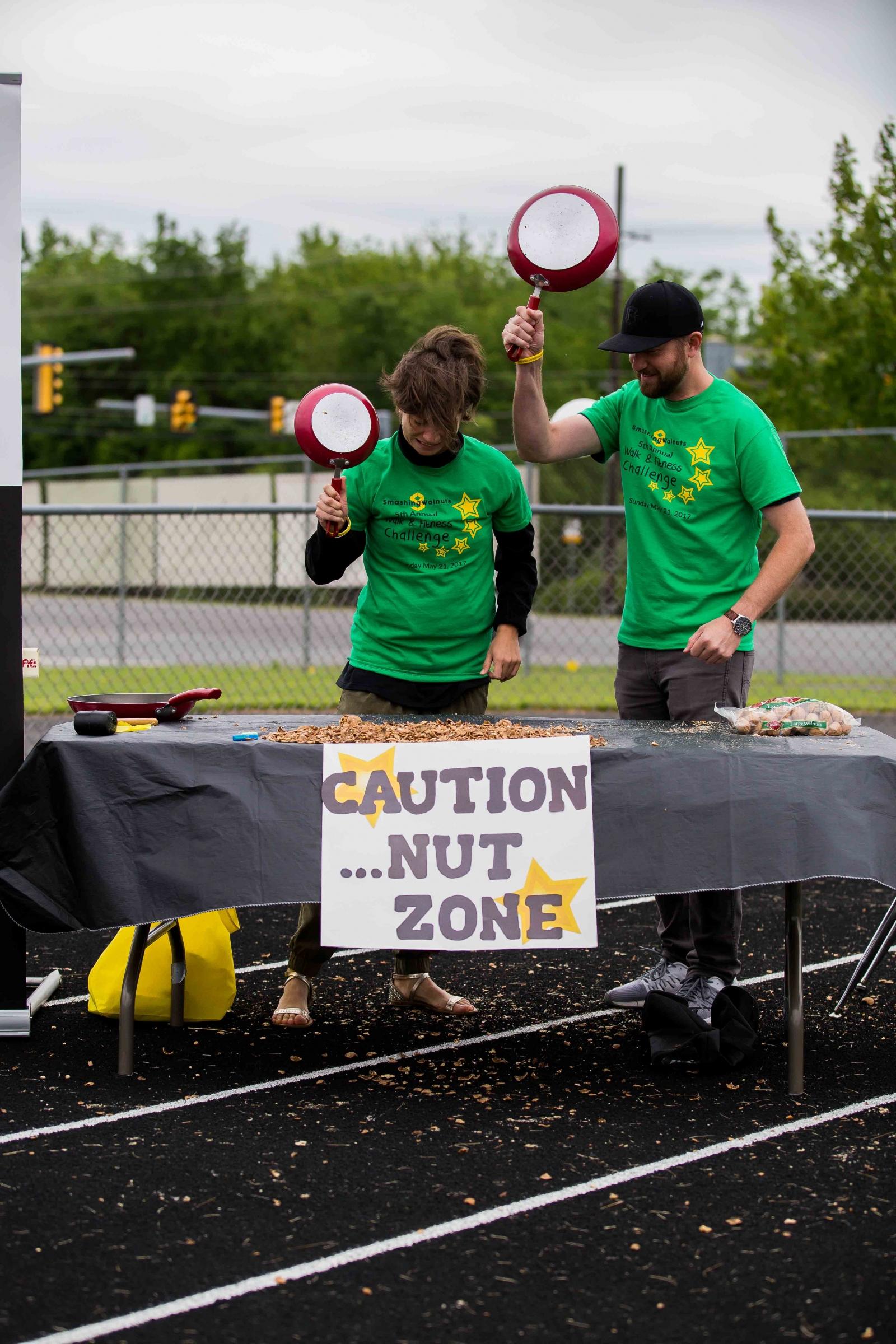 Leesburg, Virginia Event Photographer | Smashing Walnuts Walk and Fitness Challenge