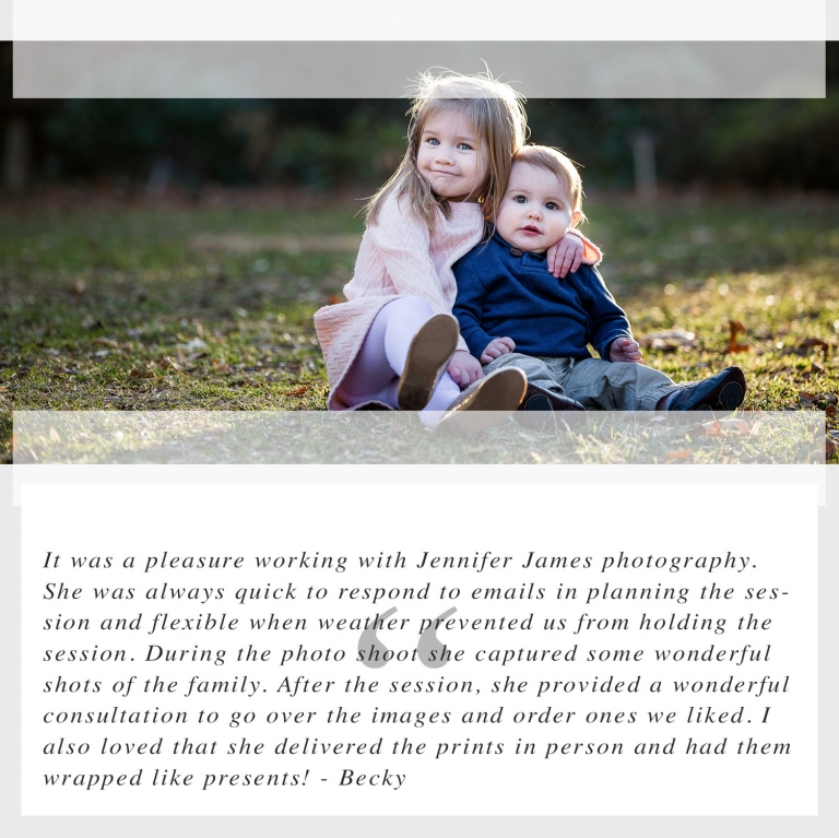 Loudoun County Family Photographer