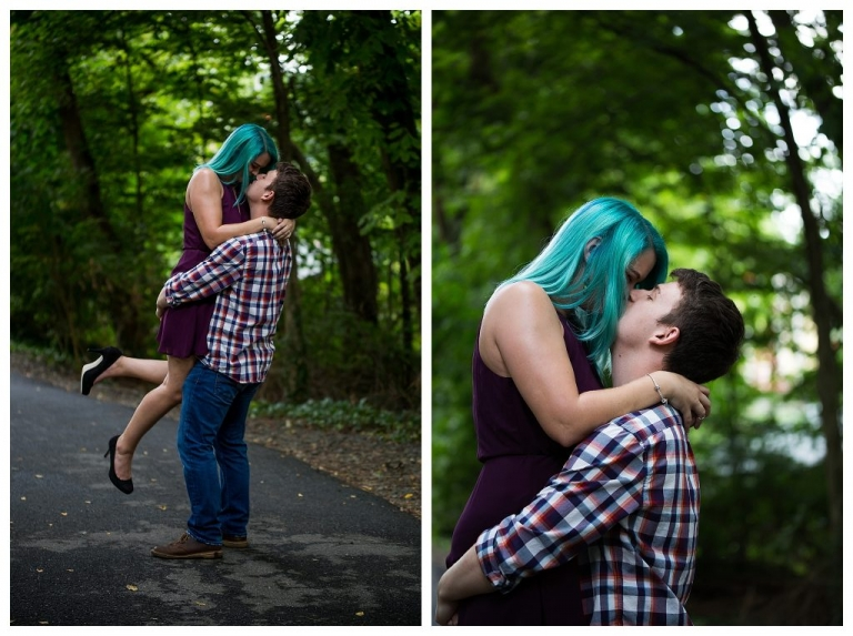 Northern Virginia Engagement Photographer